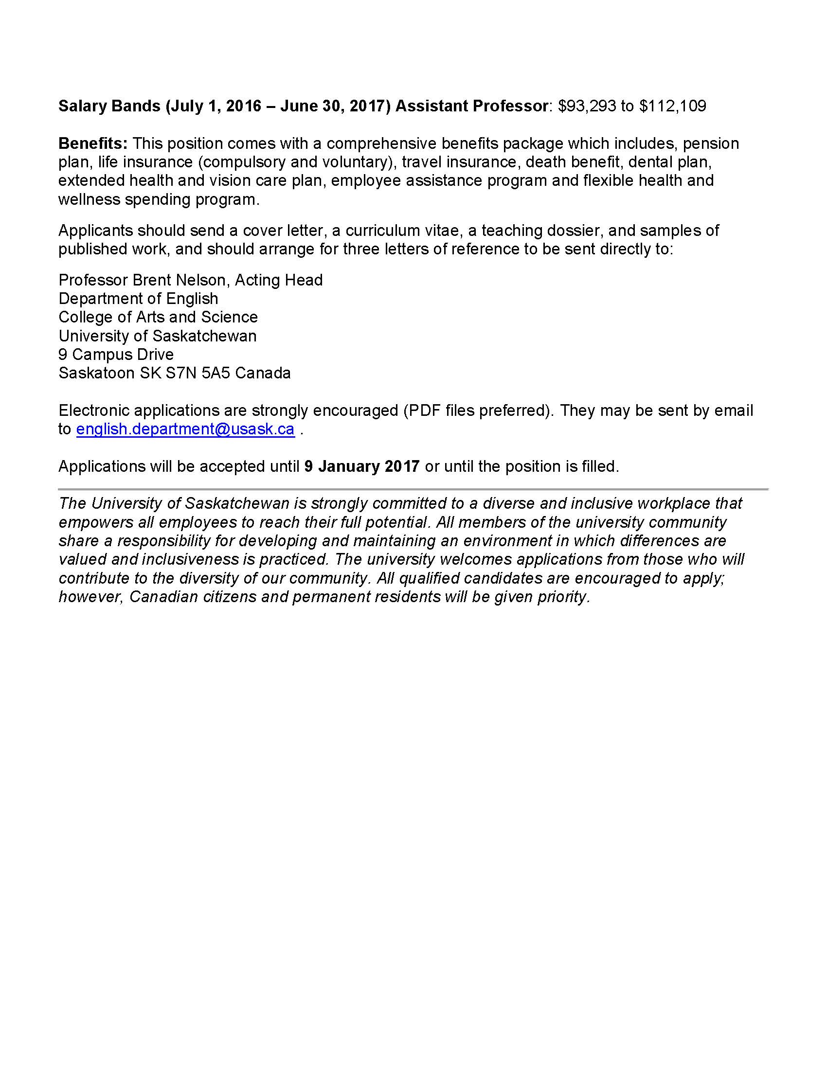Cover Letter For Assistant Professor Job Application Gallery ...