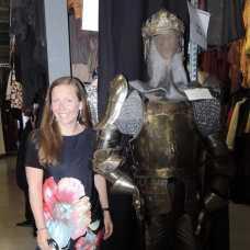 Shakespearience armour